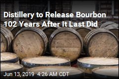 Distillery Produces First Bourbon in 102 Years