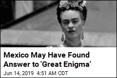 Mexico Library May Have Made Huge Frida Kahlo Find