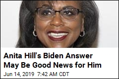 Could Anita Hill Vote for Biden? 'Of Course I Could'