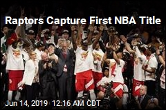 Raptors Capture First NBA Title