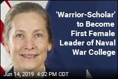 For the First Time, a Woman Will Lead Naval War College