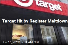 Target Had a Huge Register Meltdown