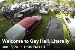 Welcome to Gay Hell, Literally