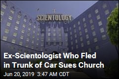 Lawsuit Accuses Scientology of Abuse, Human Trafficking