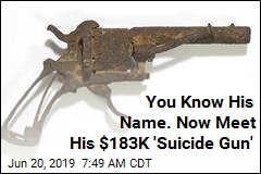 You Know His Name. Now Meet His $183K 'Suicide Gun'