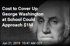 School Mulls Hiding 'Complicated' Mural of George Washington