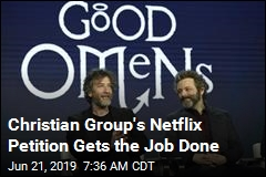 Christian Group's Netflix Petition Gets the Job Done