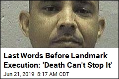 Death Row Inmate Just Achieved Dubious Milestone