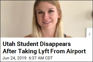 Utah Student Disappears After Taking Lyft From Airport