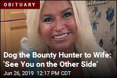 Dog the Bounty Hunter's Wife 'Hiked Stairway to Heaven'