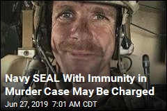 One Navy SEAL Is on Trial. Now, New Trouble for Another
