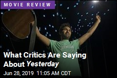 Critics Fail to Sing Yesterday 's Praises