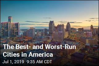 10 Best-Run Cities in US. And the 10 Worst