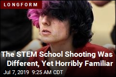 The STEM School Shooting Was Different, Yet Horribly Familiar