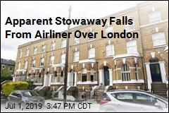 Apparent Stowaway Falls From Airliner Over London