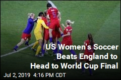 US Women's Soccer Team Heading to World Cup Final