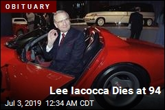 Lee Iacocca Dies at 94