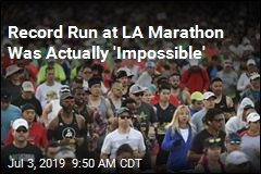 Record Run at LA Marathon Was Actually 'Impossible'
