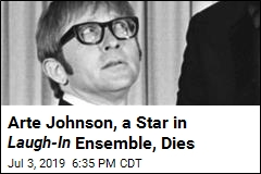 Arte Johnson, a Star in Laugh-In Ensemble, Dies