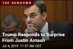 Trump to Justin Amash: Good Riddance