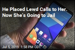 Lewd Call Leads to Jail for Recipient, Not the Caller