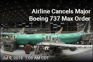 Airline Cancels Major Boeing 737 Max Order