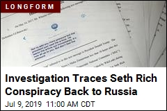 Investigation Traces Seth Rich Conspiracy Back to Russia