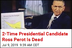 Ross Perot Is Dead at 89