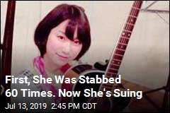 Pop Idol Stabbed 60 Times Sues the Police