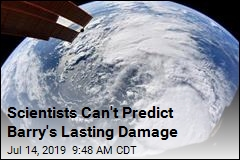 Scientists Can't Predict Barry's Lasting Damage