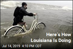 Here's How Louisiana Is Doing