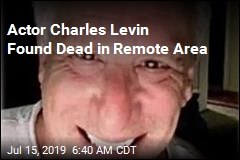 Actor Charles Levin Found Dead in Remote Area