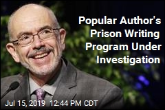 Popular Author's Prison Writing Program Under Investigation