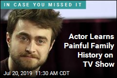 Family Suicide Note Leaves Daniel Radcliffe Emotional
