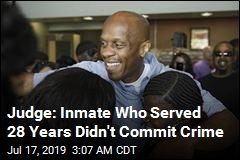 Inmate Who Served 28 Years Found Innocent of Murder