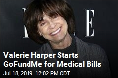 Valerie Harper Starts GoFundMe for Medical Bills