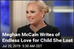 Meghan McCain Writes of Her 'Horrendous' Miscarriage