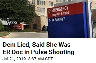 Dem Lied, Said She Was ER Doc in Pulse Shooting