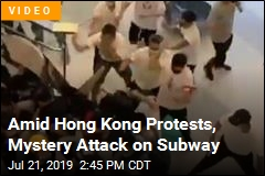 Latest Hong Kong Protests Include Scary Subway Fight
