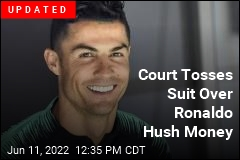 No Rape Charges for Cristiano Ronaldo