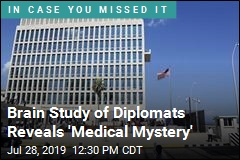 Brain Study of Diplomats Reveals 'Medical Mystery'
