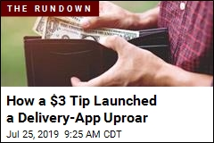 How a $3 Tip Launched a Delivery-App Uproar