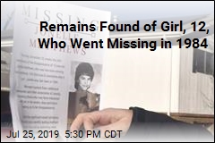 She Went Missing in 1984. This Week, Her Bones Were Found