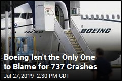 Boeing Isn't the Only One to Blame for 737 Crashes
