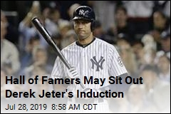 Not Everyone Thrilled to Welcome Jeter to Hall of Fame