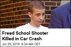 11-Year-Old School Shooter Dies in Crash 20 Years Later