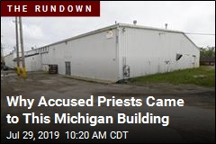 Inside This Michigan Building, Group Helped Accused Priests