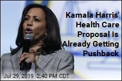 Kamala Harris Releases Her Health Care Proposal