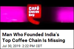 Man Who Founded India's 'Starbucks' Has Vanished