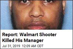 Report: Walmart Shooter Was Suspended a Day Earlier